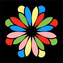 flower petals 1 inch